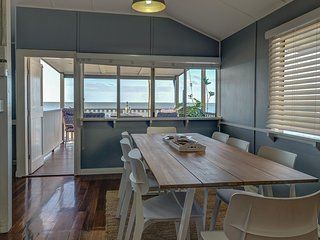 Sublime Beachfront Queenslander on the Esplanade
