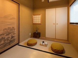 NEW! MACHIYA VILLA Spacious Traditional House x 2 BEDROOM x FREE WiFi (64m2)