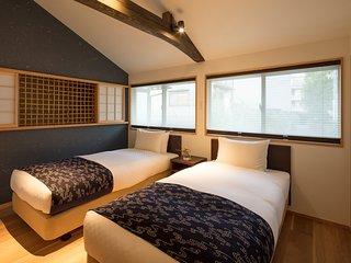 NEW! MACHIYA VILLA Spacious Traditional House x 2 BEDROOM x FREE WiFi (64m²)