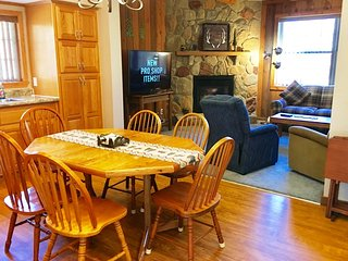 Making Memories Lodge at Spring Brook Resort | Ideal Family Home in the Dells