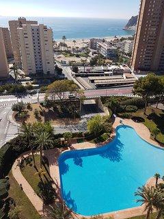 Apartamento en la playa Coblanca 21