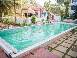 Casa de Zeya, 2 Bedroom Villa with Pool, close to the Beach