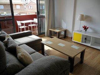 Acogedor apartamento