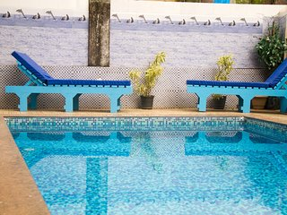 Nirvaah Candolim Beach Holiday Stay- Suite Room
