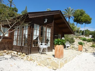 Charming and idyllic chalet for two.