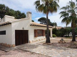Cabo Roig 2 Bed mediterranean style Villa( J2 )