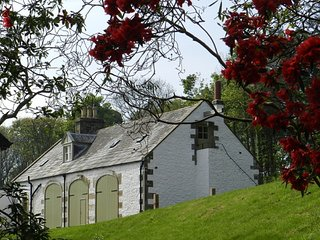 Stables Cottage - 4* 2 Bedroom Cottage on Rural Country Estate in Galloway