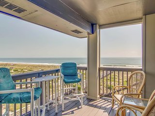 Fernandina Beach Villa w/ Remarkable Ocean Views!
