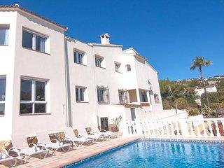 Villa Malva en Benissa,Alicante para 8 huespedes
