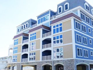 2BR/2BA Sandcastle Ocean and Bay view 5th floor