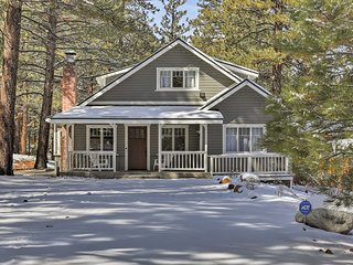 Beautiful Restored Big Bear Lake House w/ Hot Tub!
