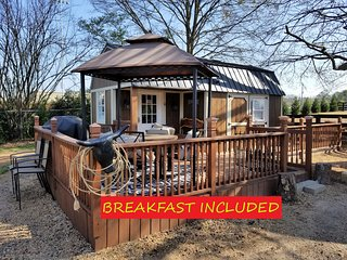 SPECTACULAR HORSE RANCH 'TINY HOUSE' .....TRULY ONE OF A KIND!!