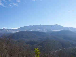 Thanksgiving in Gatlinburg