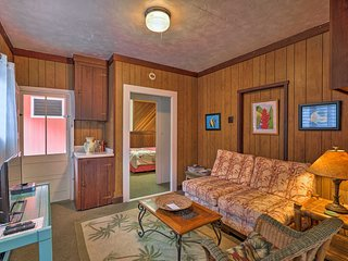 NEW! Cozy Honoka'a Apt. - Walk to Hiking Trails!