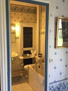 Salle de bain Chambre des Lys