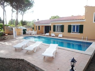 Villa con piscina privada, WiFi gratis