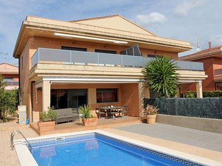 3 bedroom Villa in L'Ampolla, Catalonia, Spain : ref 5586229