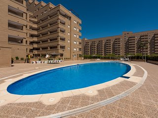 Apartamento con Piscina, Garaje, Wifi, en la zona mas tranquila de Marina D´or