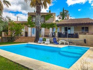 3 bedroom Villa in Laouque, Provence-Alpes-Cote d'Azur, France : ref 5585949