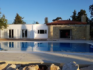 Villa Maia - a beautiful secluded 2-bedroom rural villa with large private pool