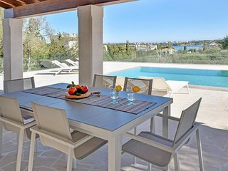 3 bedroom Villa in Portocolom, Balearic Islands, Spain : ref 5586475