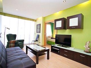 4 bedroom Apartment in Barri de Santa Eulalia, Catalonia, Spain : ref 5518318