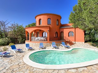 4 bedroom Villa in Tamariu, Catalonia, Spain : ref 5503422