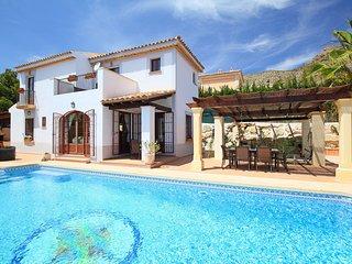 3 bedroom Villa in Carrefour Benidorm, Valencia, Spain : ref 5585978