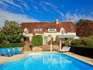 7 bedroom Villa in Chappe, Bourgogne-Franche-Comte, France : ref 5586215