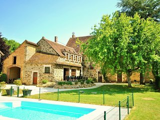 6 bedroom Villa in Perreuse, Bourgogne-Franche-Comte, France : ref 5586214
