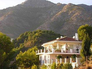6 bedroom Villa in Mijas, Andalusia, Spain : ref 5586240