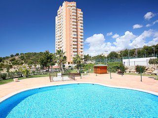 3 bedroom Apartment in Ciudad Deportiva Benidorm, Valencia, Spain : ref 5555269