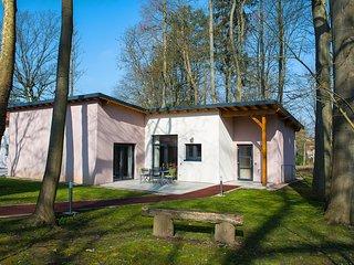 Ferienhaus 'Le Bois de Robin', barrierefrei, Sarreguemines