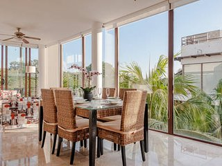 Beautiful penthouse in the best place in playa del carmen