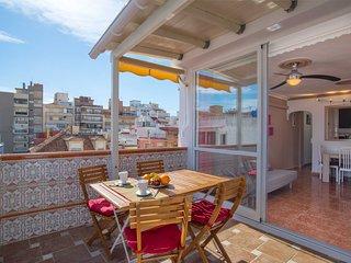 Atico (penthouse) centre de Fuengirola