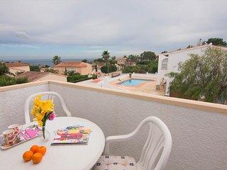 Villa Magnolia en Benissa,Alicante,para 4 huespedes
