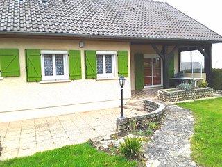 Villa dans terrain classée 4 étoiles vichy