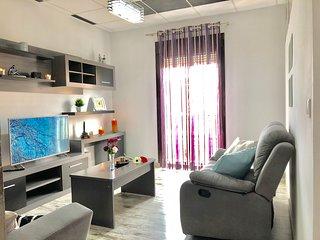 """&OFERTA ESPECIAL&  """"LUJOSO Apartamento' CÉNTRICO Y MODERNO"""