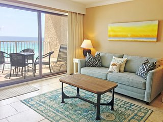 *Beach House B604*ON the beach! 1BR