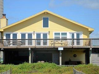 Beachfront Home Stocked for Fun