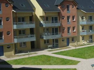 2 bedroom Apartment in Grandcamp-Maisy, Normandy, France : ref 5036412