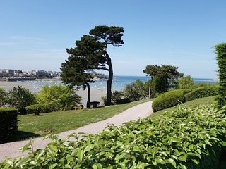 1 bedroom Apartment in Dinard, Brittany, France : ref 5394179