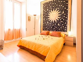 *Discount -COMFY Flat 10 Min From Rome CityCenter!