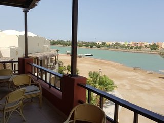 2 Bedrooms apartment at West Golf in El Gouna