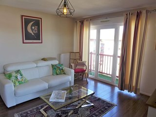 2 bedroom Apartment in Saint-Jean-de-Luz, Nouvelle-Aquitaine, France : ref 55866
