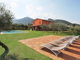 5 bedroom Villa in Colle di Compito, Tuscany, Italy : ref 5586599