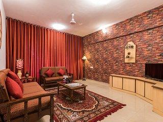 Scotish Style-2 BHK Apartment