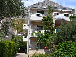 Two bedroom apartment Duće (Omiš) (A-2773-b)