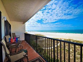 Surfside Condos 303 Beachfront Condo