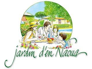 Logo du Jardin d'en Naoua